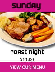 Sunda roast at Cobby Club